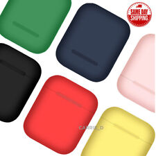 Soft Silicone Charging Case Cover Protective Skin For Apple Airpods 1 2nd Gen