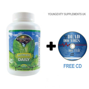 Ultimate Daily 180 Tablets by Youngevity