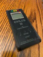 Ovilus III Digital Dowsing  *Rare