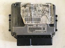 FIAT BRAVO 1.9 / Motorsteuergerät 51809688 1039S21653 0281013579