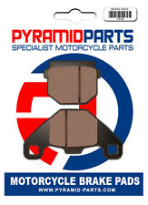 Rieju RS2 125 Pro 2008 Rear Brake Pads