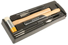 Laser Tools 6595 Hammer and Chisel Kit 9pc in Storage Tray