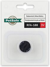 PetSafe Rfa-188 3V Replacement Lithium Battery Brand New