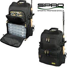 SPRO BACK PACK BAG INCL: 4 x K�–DERBOX, RUCKSACK, TACKLE TASCHE, 27 x 21 x 41cm