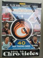 2019-20 NBA Chronicles Basketball BLASTER BOX 🔥 BRAND NEW 🔥 SHIPS NOW!
