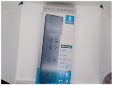 Belkin BE10800008-CM 8 Outlet 8 Foot Cord Surge Protector