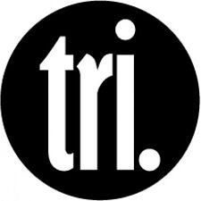 Triathlon Round Decal - Assorted - 2020