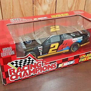 Rusty Wallace #2 Miller Penske Racing Ford 1:24 Diecast Racing Champions NASCAR