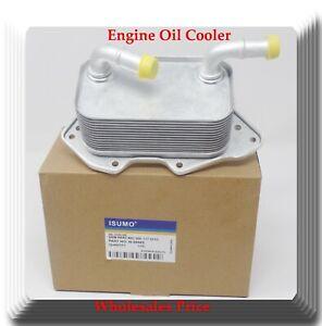 Oil Cooler Fits: OEM#06E117021G Audi A4 A5 A6 A7 Q5 Q7 S4 S5 SQ5  VW TOUAREG