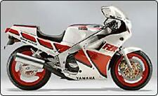 YAMAHA FZR1000 GENESIS MK1 1987  FULL PAINTWORK DECAL KIT