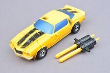 Transformers Movie Bumblebee Complete Classic Camaro Deluxe 2007 Figure