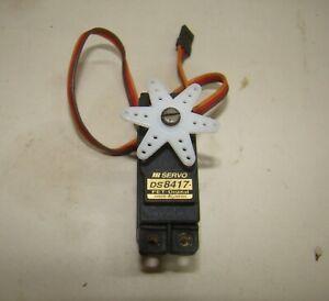 JR DSS 8417 Digital High Speed Servo for Radio Control. (542)
