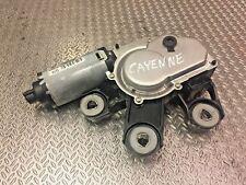 Porsche CAYENNE 955 REAR BOOT LID WINDOW WIPER MOTOR 7L0955712