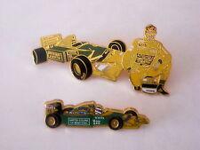 CAMEL 2 pins F1 - Benetton - Michaël Schumacker