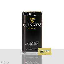 "Estuche/Cubierta Para Cerveza Apple iPhone 7 (5.5"") Protector de pantalla Plus/Gel Tpu/Guinness"