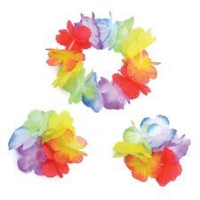 Hawaiian Hula Style Headband - Dress Fancy Flower Girl Party Accessories Leis