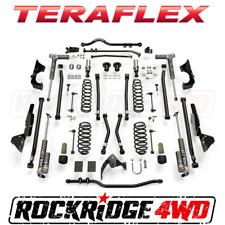 "Teraflex Jeep Wrangler JKU 4-Door Alpine CT6 Suspension 6"" Lift W/ 3.2 Falcons"