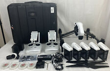 DJI Inspire 1 V2 Drone, 5x Batteries, 2 Remotes, Zenmuse X3, Case, 6x ND Filters