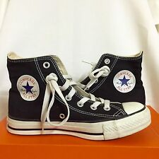 Authentic Chuck Taylor All Star Classic High Top Black Sneakers - Women's 6.5