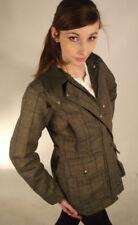 Cappotti e giacche da donna blu in lana, taglia 42