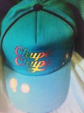 Ten x Chuppa chups caps new with tags