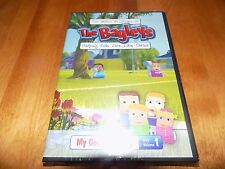 THE WORLD ACCORDING TO THE BAGLEYS Christian kids Cartoon Show Family DVD NEW