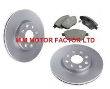 FOR VAUXHALL CORSA D (06-14) 1.01.2 1.3 CDTi1.4 16v SXi FRONT BRAKE DISCS & PADS