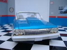 LEX'S SCALE MODELING Resin Cowl Hood for AMT '62 Bel Air and Impala 1/25
