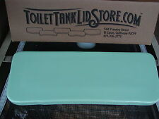 Crane Pacific Oxford 108 Toilet Tank Lid, Green nice! 5D