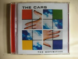THE CARS - BEST OF-  CD