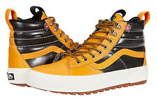 NEW Vans Sk8-Hi Mte 2.0 Dx Mens Size 10 Black Leather Waterproof Primaloft Hike