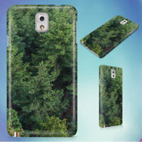 CONIFERS FIR TREES FOREST HARD CASE FOR SAMSUNG GALAXY PHONES