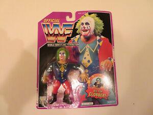 Hasbro WWF Doink the clown moc
