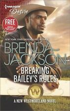 6 Harlequin Desire Books from 2015  Full Sets for 9 months