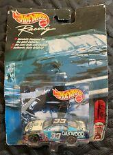 Hot Wheels Racing Joe Nemechek #33 Oakwood NASCAR 1:64 Die Cast - New! *Damaged*