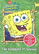 Spongebob Squarepants Complete 1st 0097368793040 With Mr. Lawrence DVD Region 1