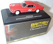Ford Mustang Roy Pierpoint 1965 BTCC Champion 1:43 New in box