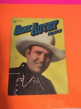 Gene Autry #2 - Dell Comics Beauty tight book (1st Photo Cover)