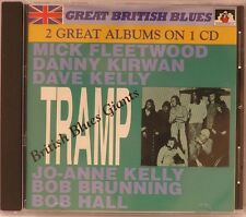 TRAMP + Put A Record On 2 on 1 CD 1985 Mick Fleetwood Dave & Jo-Anne Kelly Blues
