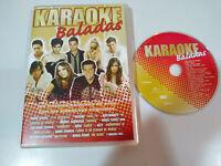 Karaoke Baladas David Bisbal Merche Bustamante - DVD Español - AM