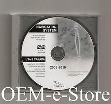 2004 2005 2006 2007 2008 2009 Jaguar XJ XJ8 XJR & Vanden Plas Navigation DVD Map