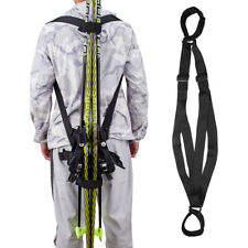Snowboard Ski Portable Skateboard Bandage Adjustable Sports Skiing Accessories