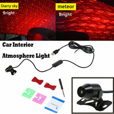 Meteor Star LED Car SUV Ambient Ceiling Light USB Interior Galaxy Lamp Projector