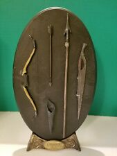 The Arms Of The Moria Orcs Statue Sideshow Lotr Lord Of The Rings Weta Low Bust