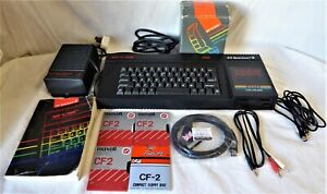 Sinclair ZX Spectrum +3 BOXED Fully Refurbished Working & Complete 20 FREE GAMES