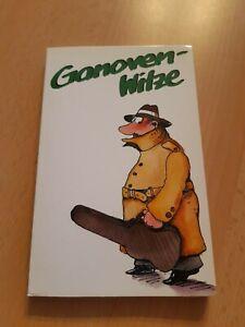 Buch Witze Witzbuch Ganovenwitze