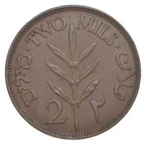 Better Date - 1927 Palestine 2 Mils *621