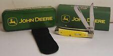 Case XX 2006 John Deere Yellow Bone Mini Trapper #5840 (6207 SS)