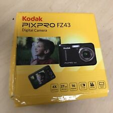 Kodak PIXPRO FZ43 16MP Digital Camera - Black | NR3906