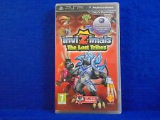 psp INVIZIMALS The LOST TRIBES A PSP Camera Game Playstation PAL UK REGION FREE
